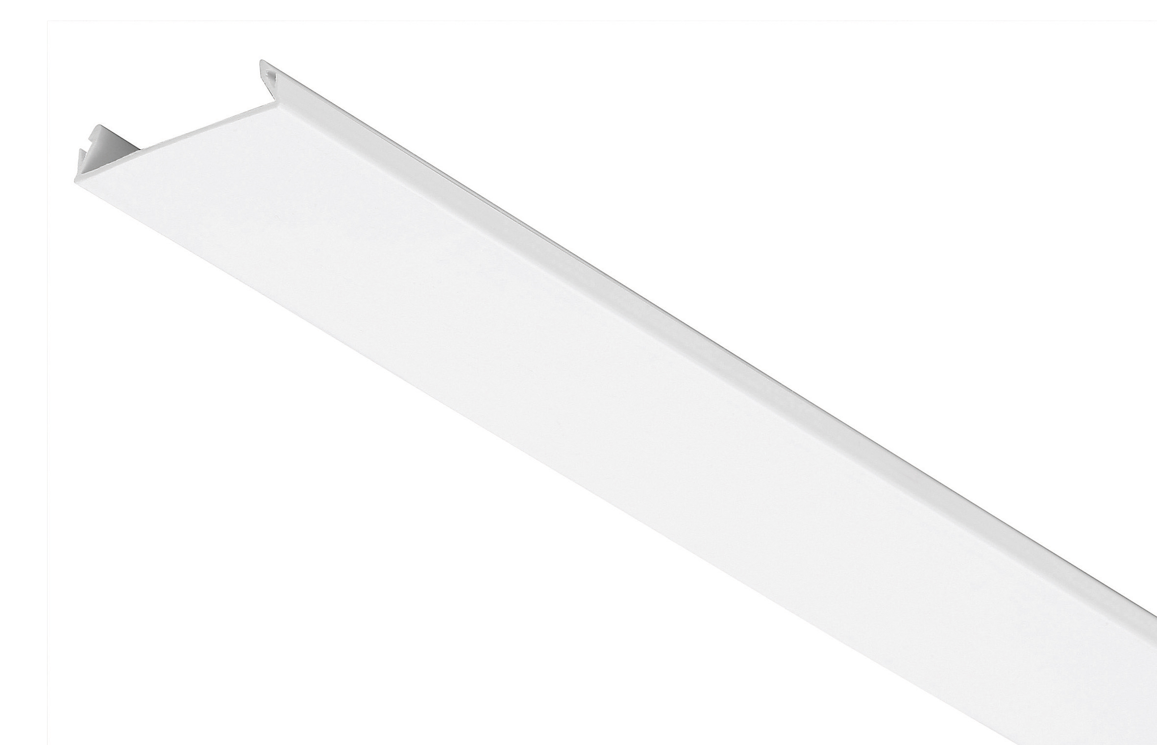 1 Stk L-SE Blindabdeckung DM T8 aus Kunststoff, Weiß LI99000142