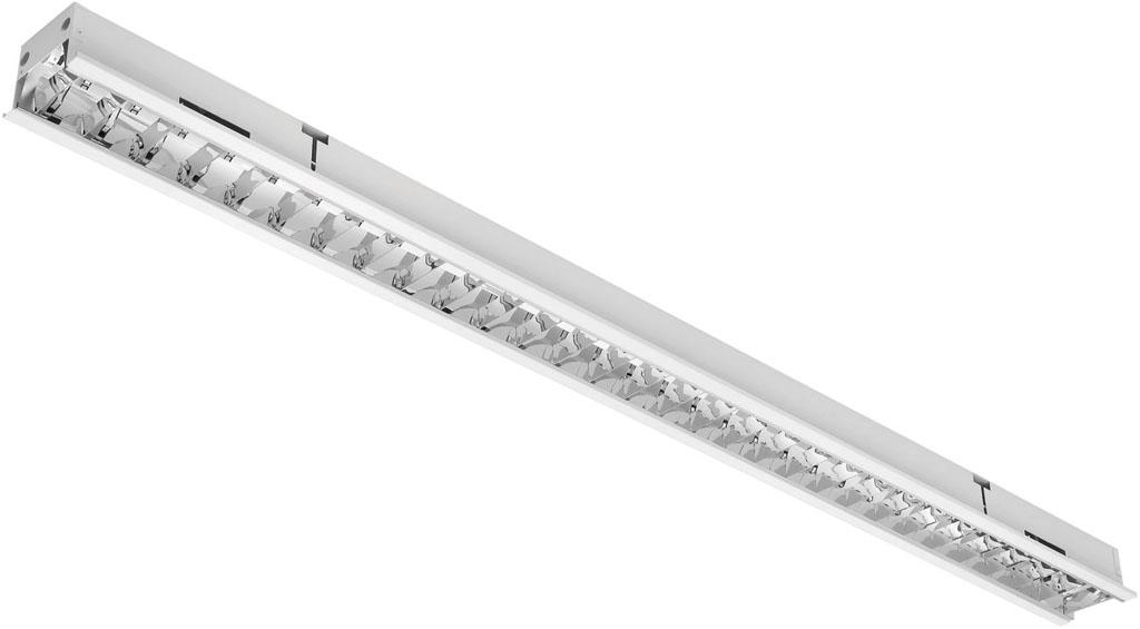 1 Stk SERH-Line T 112 1x28W, EVG, weiß LI99000340