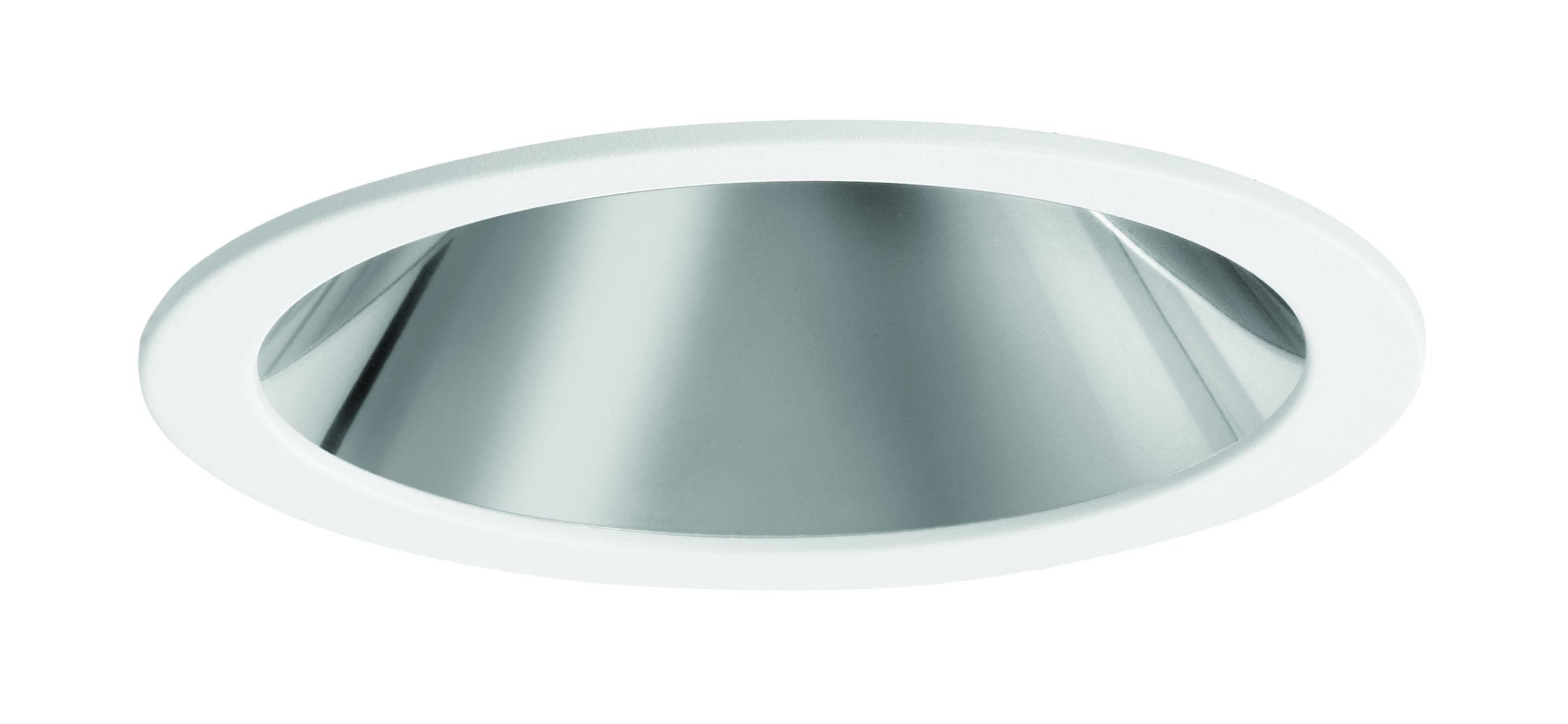 1 Stk Kain LED Downlight 24W 4000K 1800lm, 62°, DIM 1-10V, RAL9003 LI99000527