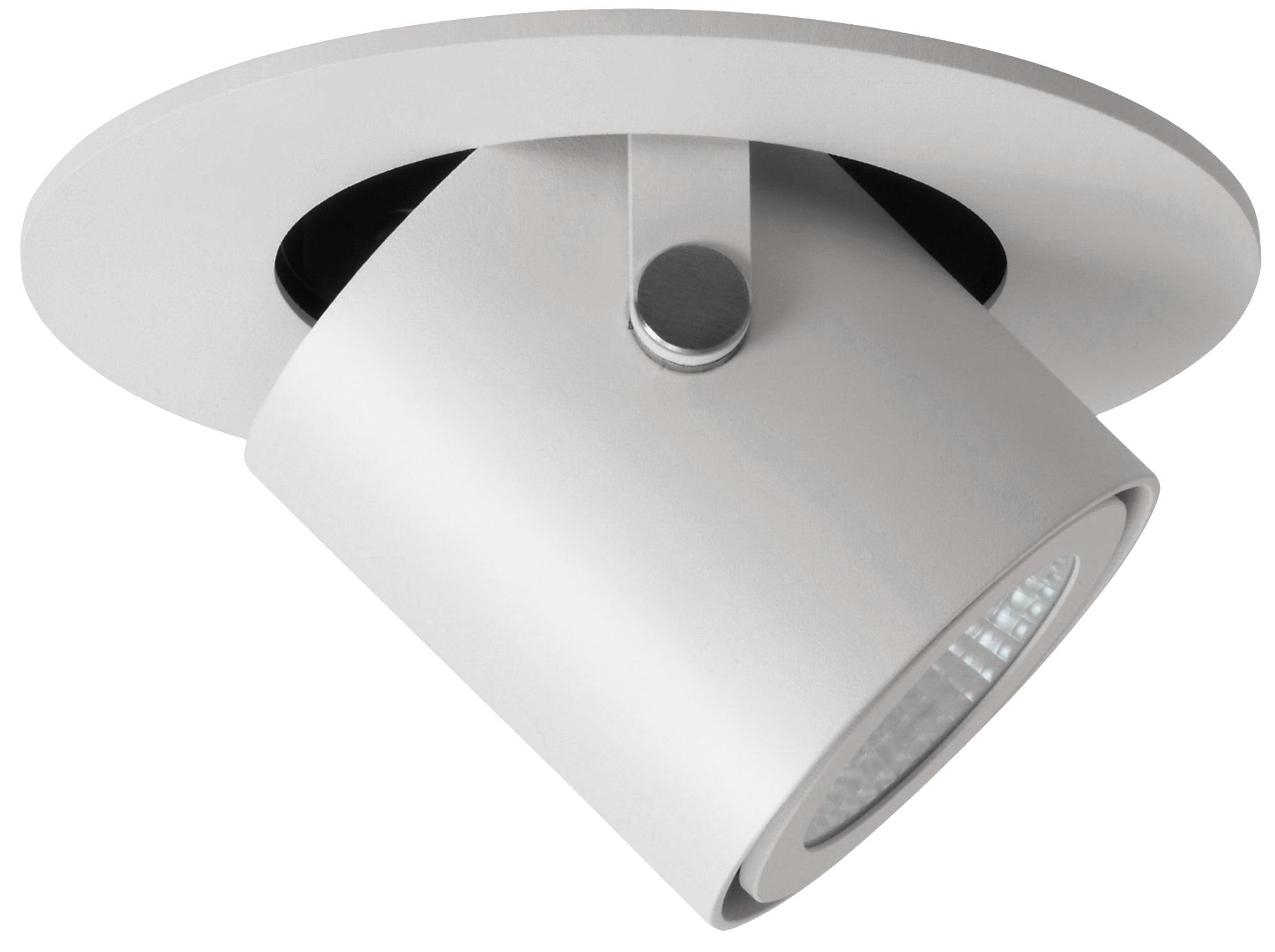 1 Stk Avator Motion LED Einbaudownlight 53W 4000K, 4300lm, RAL9003 LI99000573