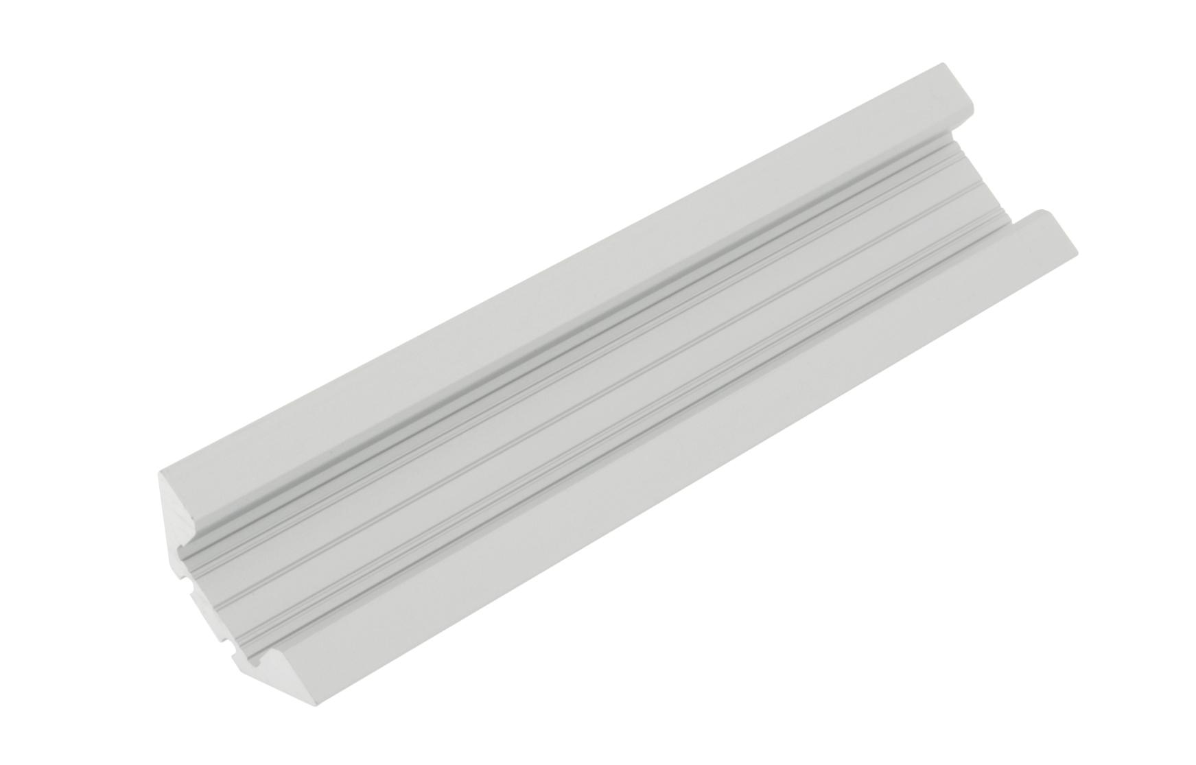 1 m Aluminiumprofil LBE, L-2000mm B-25mm H-25mm LIAP001003