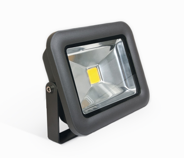 1 Stk Sigma Single LED 20W, 4000K, 1400lm, 120°, alu, anthrazit LID13664--