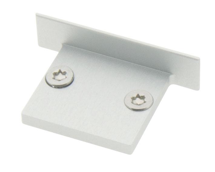 1 Stk Profil Endkappe LBI Flach geschlossen LIEK001500