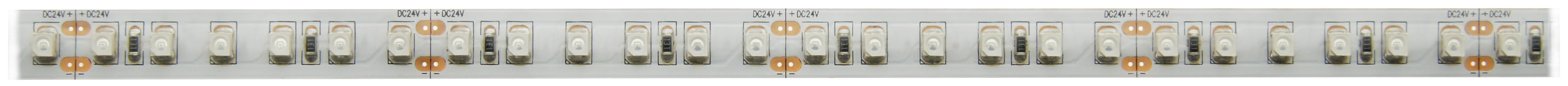 1 Stk Flexstrip 48 Gelb, 9,7W/m, 257lm/m, 24VDC, IP44, l=5m LIFS002009