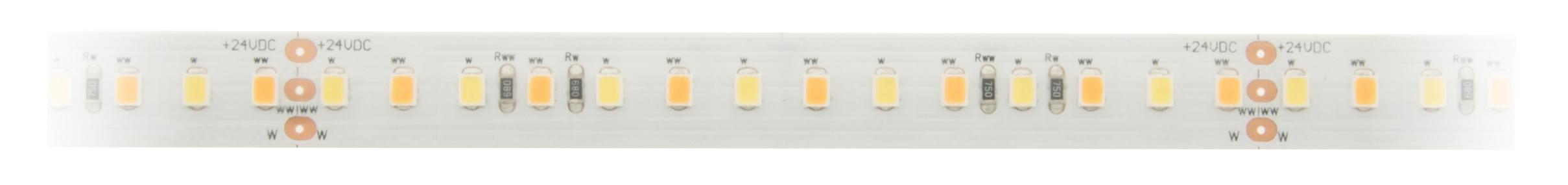 1 Stk Flexstrip 72 DW  100% Mix, 17,2 W/m 1343lm/m 24VDC IP44 l=5m LIFS005104