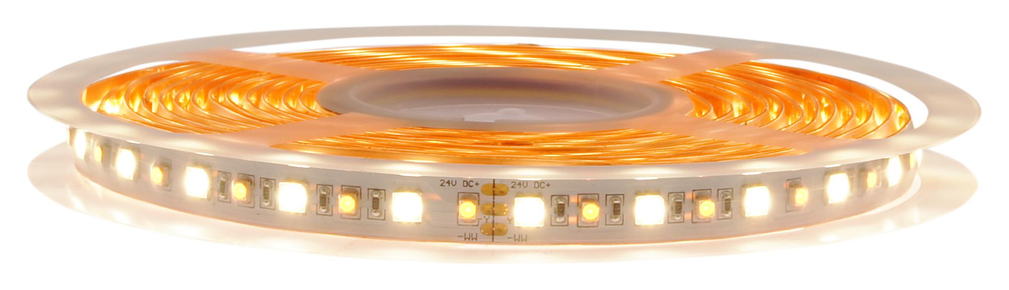 1 Stk Flexstrip 77 DH 100% Mix, 17,9 W/m 1205lm/m 24VDC IP44 l=5m LIFS006209