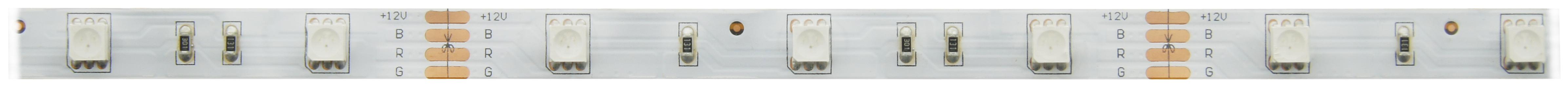 1 Stk Flexstrip 36 RGB 100% Mix, 7,4W/m, 245lm/m, 12VDC, IP44 l=5m LIFS007005