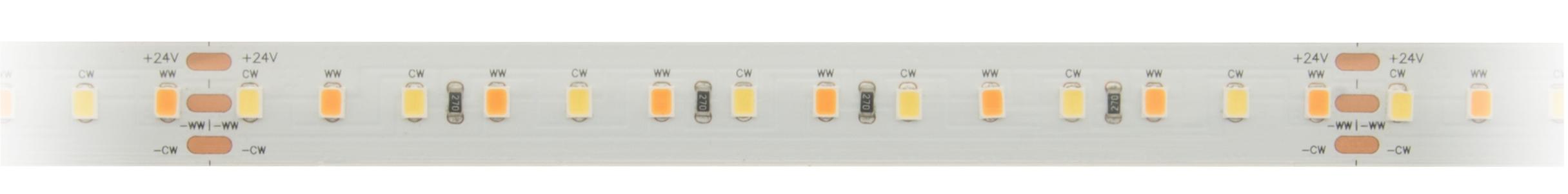 1 Stk Flexstrip 115 AW 100% Mix 26,9W/m 1989lm/m 24VDC IP44 l=5m LIFS009400