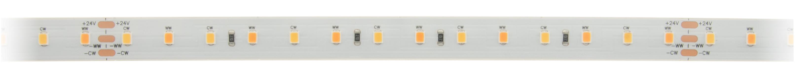1 Stk Flexstrip 86 AH 100% Mix 17,4W/m 1317lm/m 24VDC IP44 l=5m LIFS014100