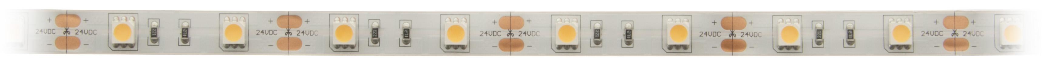 1 Stk Flexstrip 35 CW Ra=90+, 7,6W/m, 680lm/m, 24VDC,IP44, l=5m LIFS015004