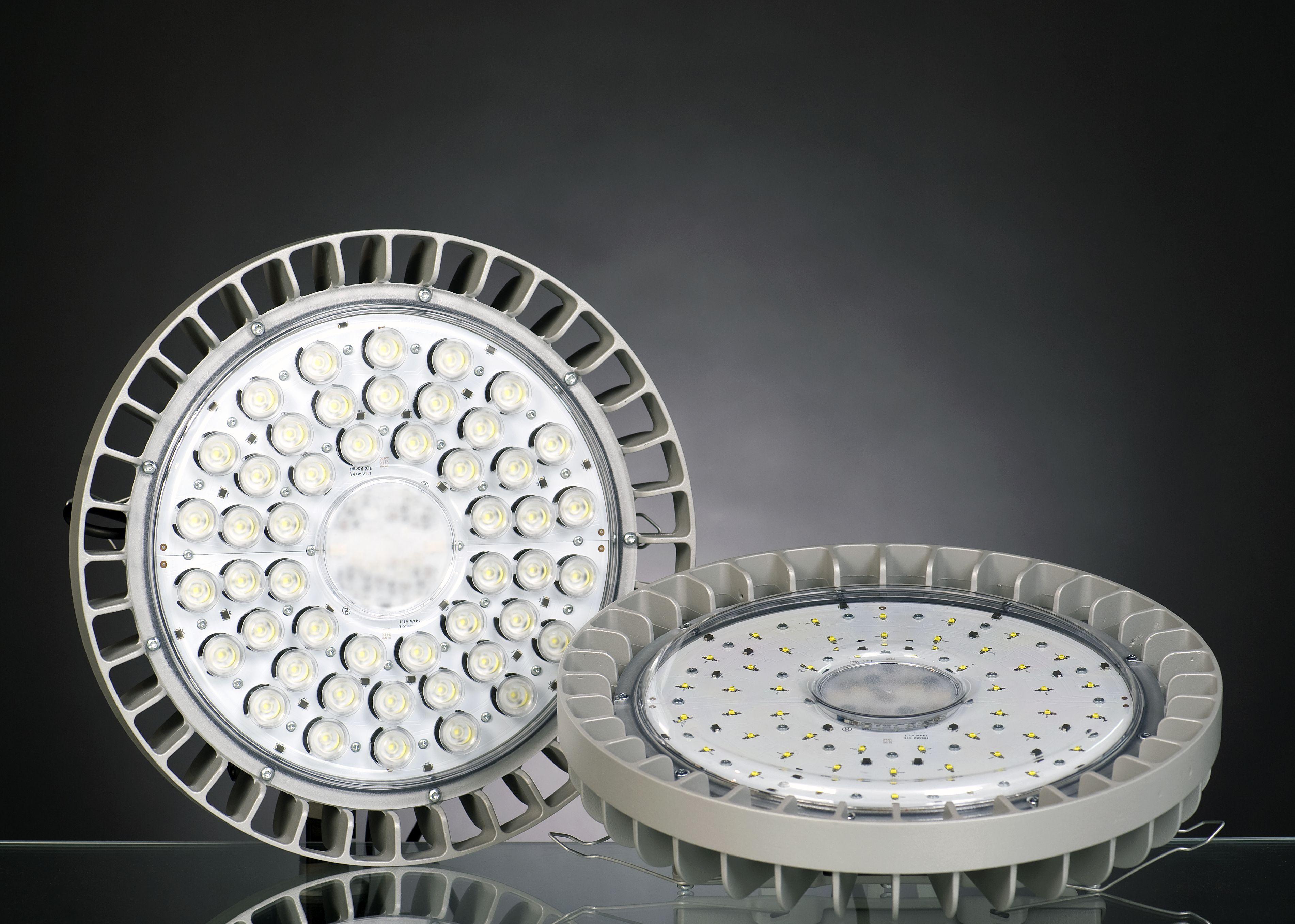 1 Stk Arktur Round LED 115W, 11900lm, 6000K, 40°, 1...10V LIHB119040