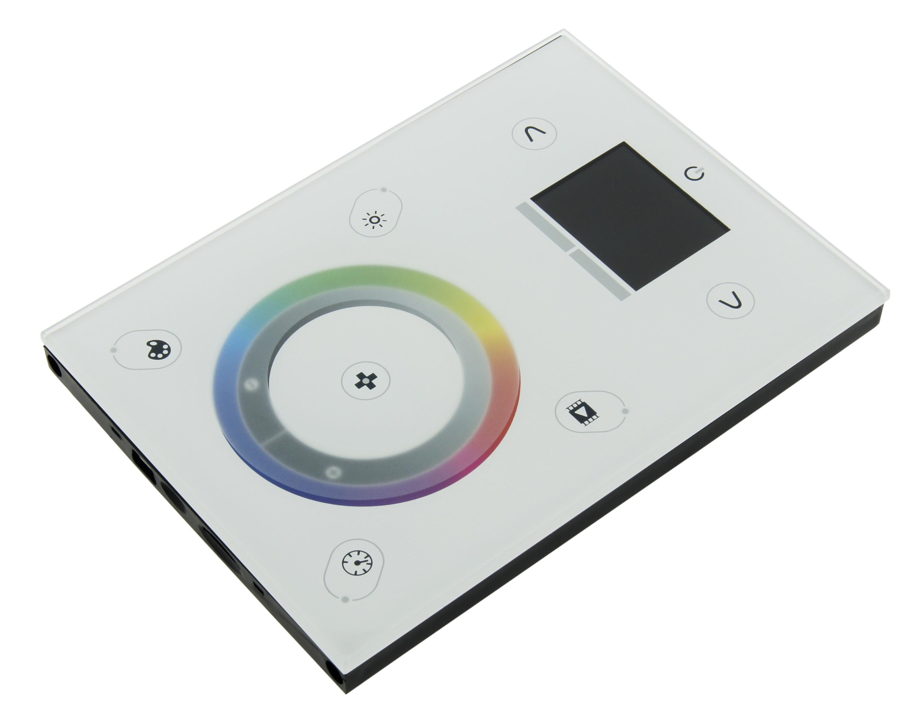 1 Stk LED DMX Controller Stick DE3  Weiss LILC007005