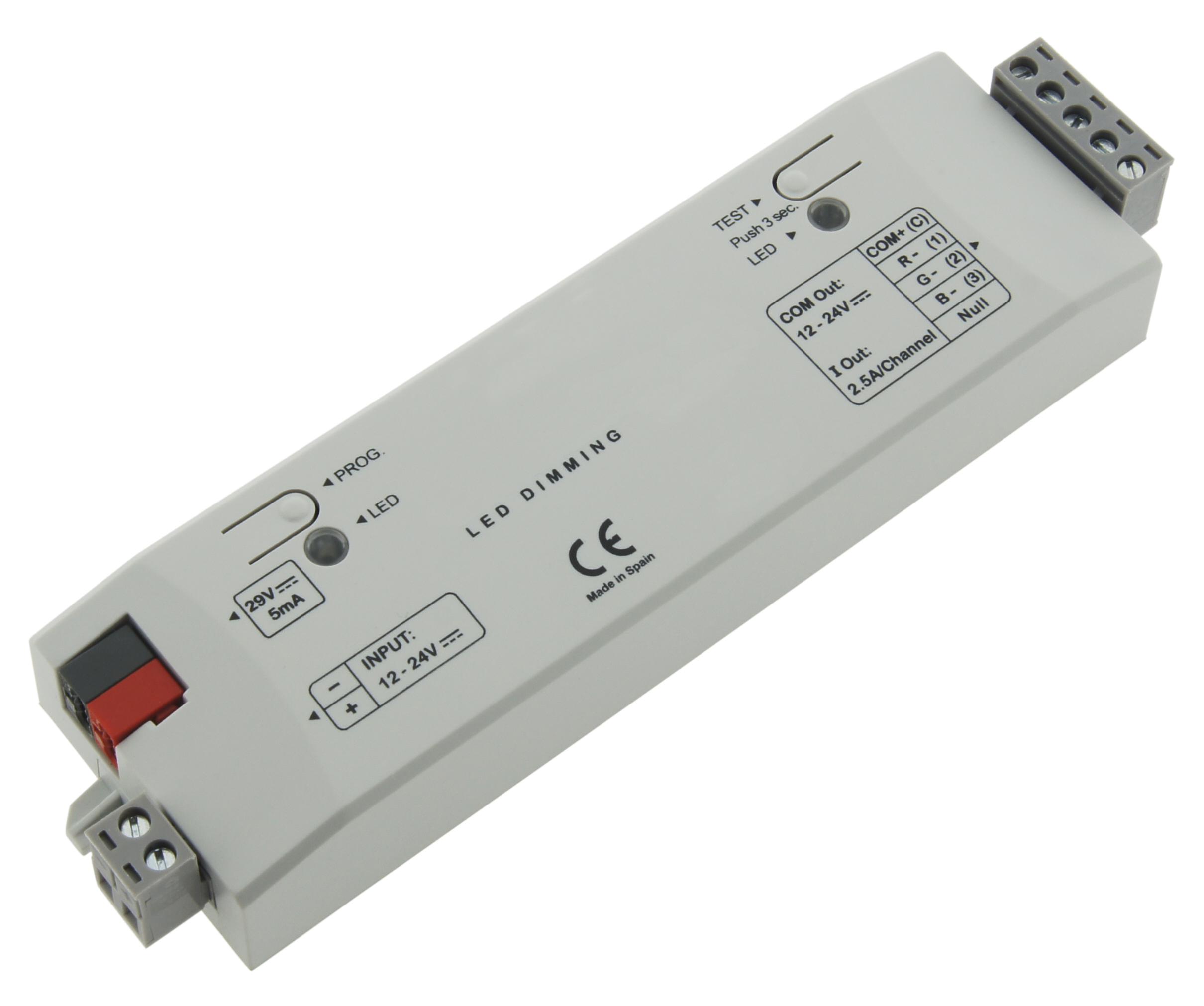 1 Stk KNX RGB LED Dimmer LILC013003