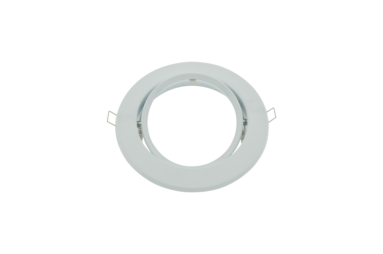 1 Stk Deckeneinbau Ring AR111 - Weiß LILD120100