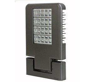 1 Stk LEVANTE-M 20 LED 40W 4270lm 4000K asym,IP66,SKII,SABLE NOIR LILV2C007C