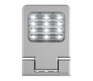 1 Stk Levante-S 10 LED 24W 2215lm 4000K asym, IP66, SKII, RAL9006 LILV3B007A