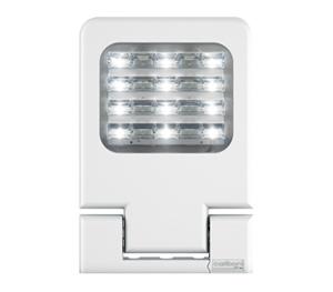 1 Stk Levante-S 10 LED 24W 2215lm 4000K asym, IP66, SKII, RAL9003 LILV3B007D
