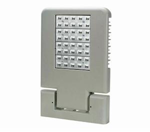 1 Stk Levante-M 30 LED 71W 6065lm 3000K asym, IP66, SKII, RAL9006 LILV4D097A