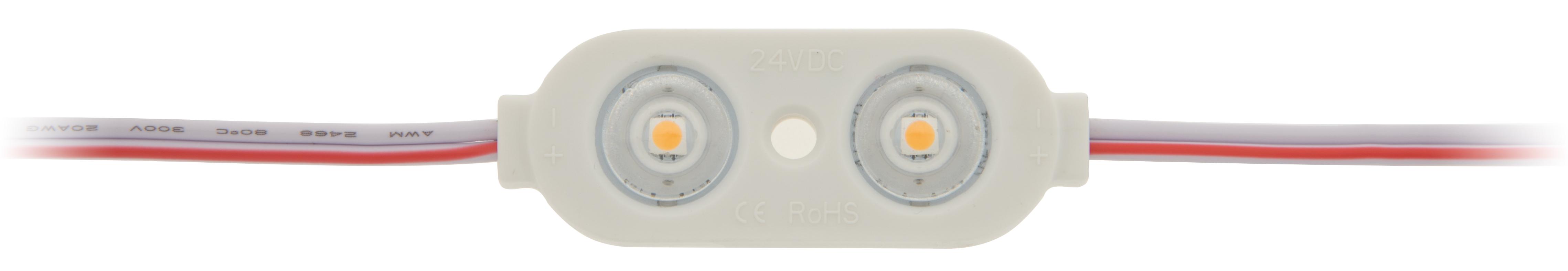 1 Stk LED Modulkette Twin 12 CW (Kalt Weiss)  IP65  CRI/RA 90+ LIMK002004