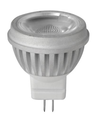 1 Stk LED MEGAMAN GU4, 4W, 2800K, 600cd, 36° LIMM27252-