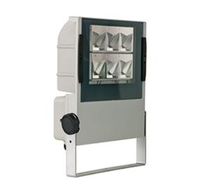 1 Stk Newton-Asymmetrisch 18 LED 140W 4000K 16200lm, IP66, RAL9006 LINW0B807A