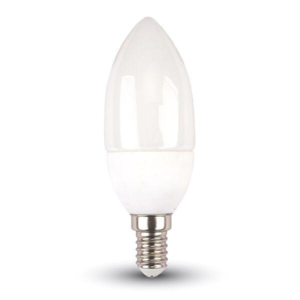 1 Stk LED Kerze 4W E14  4500?, 320lm, 200° LIVT4166--