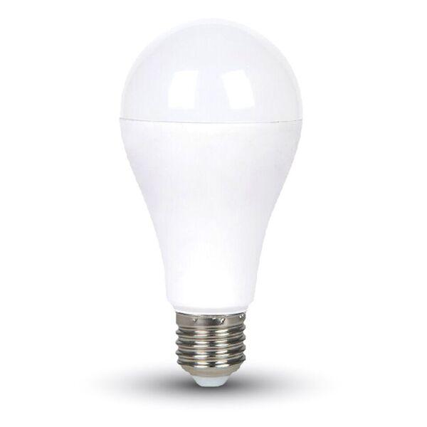 1 Stk LED Classic 15W A65 ?27 Thermoplastic 3000K, 1500lm, 200° LIVT4453--