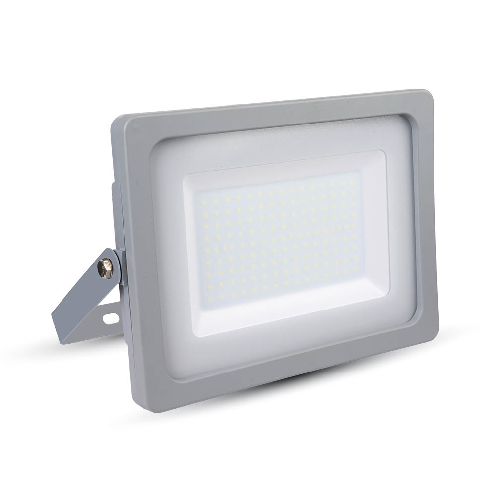 1 Stk LED Floodlight 150W grau SMD 4000K, 12750lm, IP65 LIVT5865--