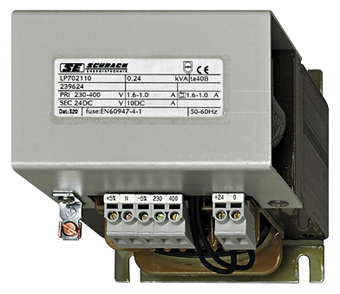 1 Stk Einpoliges Netzgerät, ungeregelt, 230/24VDC, 20A LP703120T-