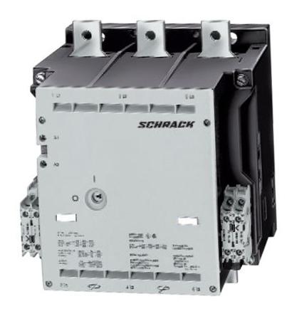 1 Stk Leistungsschütz, 600kW/1000V, 630A AC3, 220-240VAC, 14 LSDH64G3--