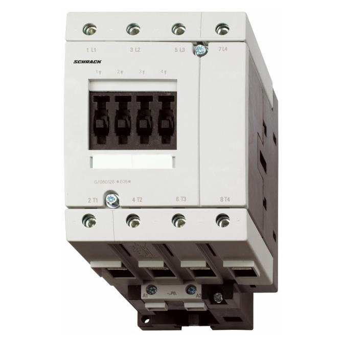 1 Stk Leistungsschütz, AC1 35A/690V, 24VAC, 0 LSR03540--