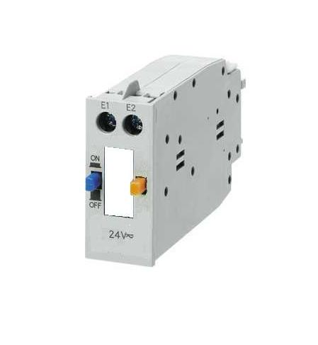 1 Stk Mechanischer Verklinkblock für Schütze  0-2, 24VACDC LSZ00113--