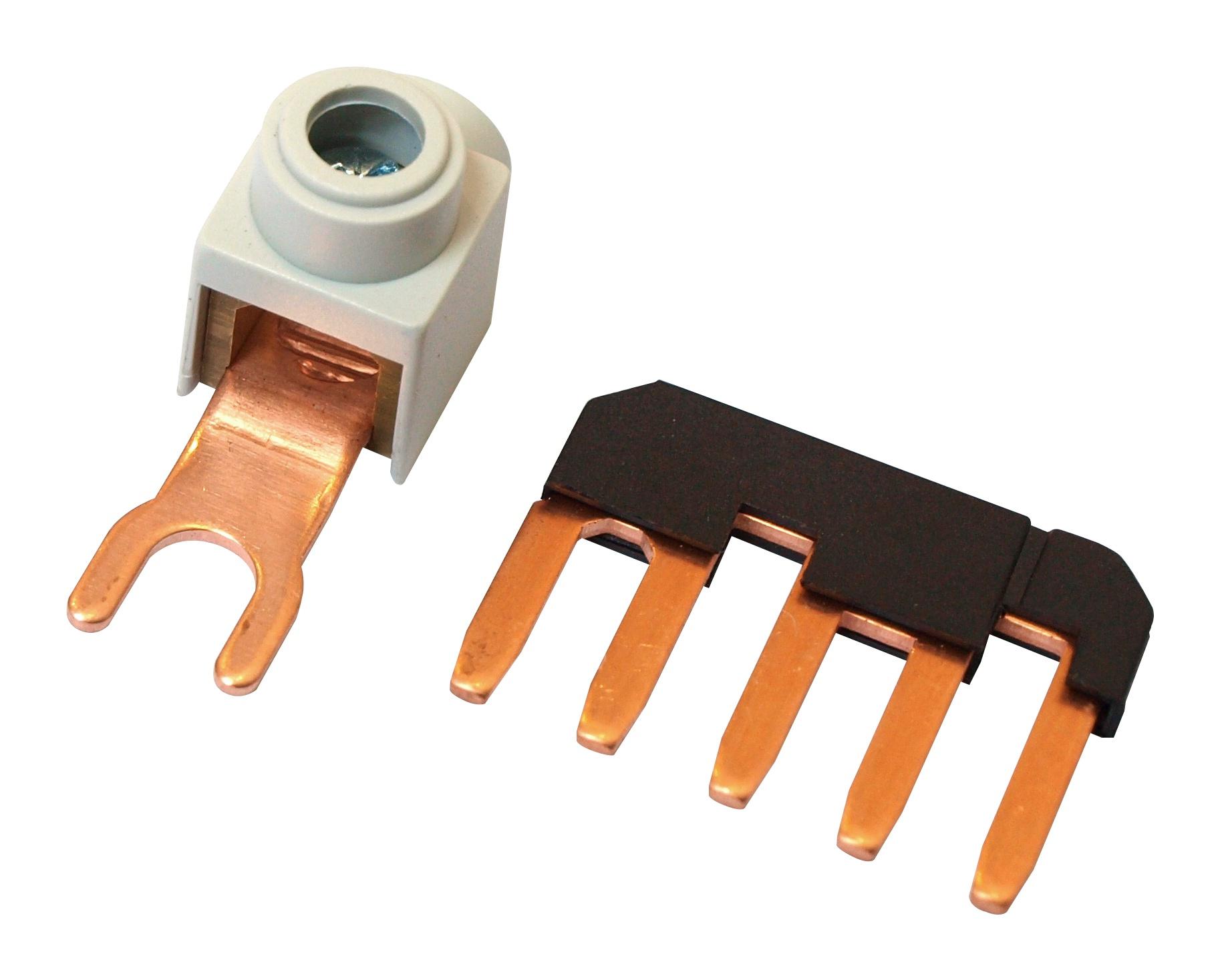 1 Stk Parallelschaltverbinder 3-Polig mit Klemme 35mm² für LSD0 LSZ0D003--