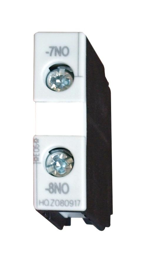 1 Stk Hilfsschalter 1-polig 1 Schließer voreilend, Baugröße 0-12 LSZ0D910--