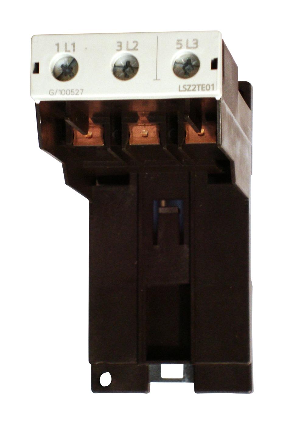 1 Stk Einzelaufstellungsträger für thermische Überlastrelais Bgr.2 LSZ2TE01--