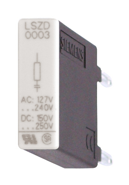 1 Stk RC-Glied für Schütze 00, 127-240VAC, 150-250VDC LSZD0003--