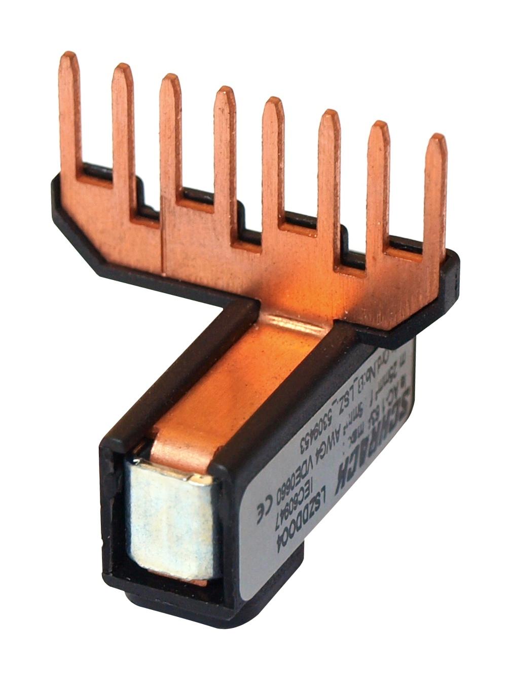 1 Stk Parallelschaltverbinder 4-polig, Bgr. 00, 25mm² LSZDD004--