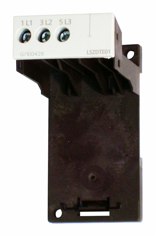 1 Stk Einzelaufstellungsträger für Thermische Überlastrelais 00 LSZDTE01--