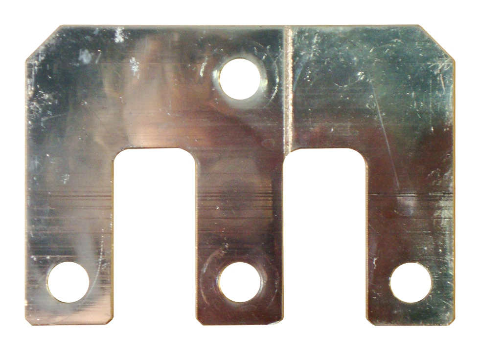1 Stk Parallelverbinder/Sternpunktbrücke 3-polig für LSDE und LSDG LSZEY003--