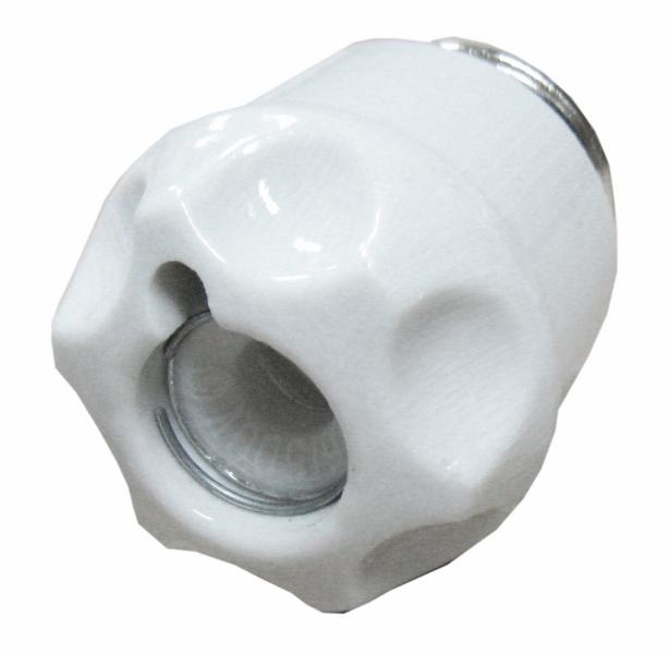 1 Stk EZII Schraubkappe für Sockel, ohne Prüfloch M141802---