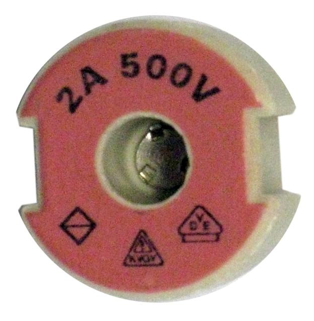 1 Stk Paßschraubeneinsatz für Sockel EZII, 2A M143000---