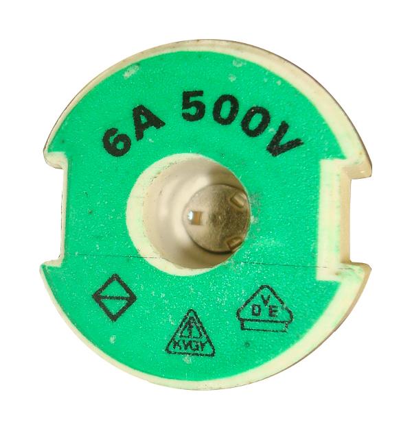 1 Stk Paßschraubeneinsatz für Sockel EZII, 6A M143002---