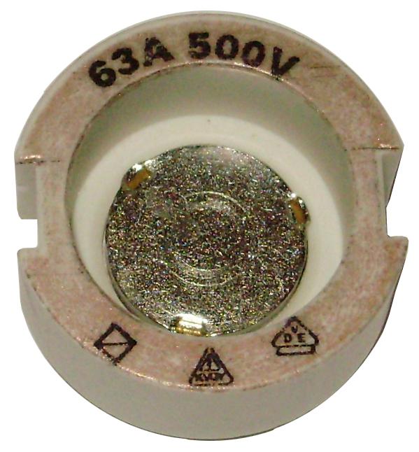 1 Stk Paßschraubeneinsatz für Sockel EZIII, 63A M143102---