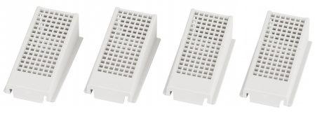 1 Stk Fingerschutz IP2X für Klemmenabdeckung 4-polig für MC1 MC196749--