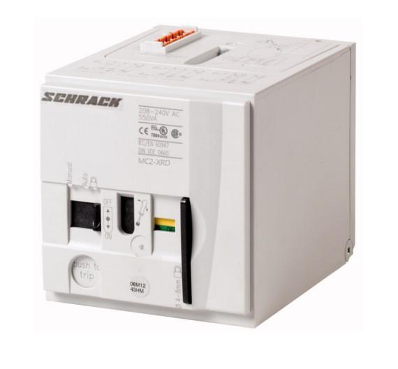 1 Stk Fernantrieb 208-240VAC zu MC2, nicht synchronisierfähig MC299833--