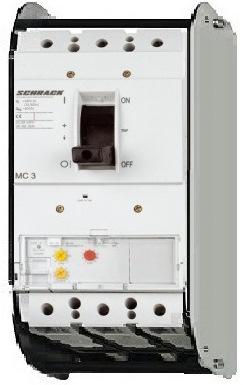 1 Stk Leistungsschalter Type ME, 3-polig, 50kA, 350A, ausfahrbar MC335237A-