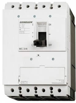 1 Stk Lasttrennschalter 2/4-polig, 500A, fernauslösbar, 1kVDC MC350045DC