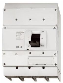 1 Stk Lasttrenner, 2/4-polig, 1000A fernauslösbar, 1kVDC MC410045DC