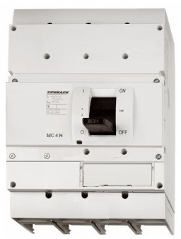 1 Stk Lasttrenner, 2/4-polig, 1250A, fernauslösbar, 1kVDC MC412045DC