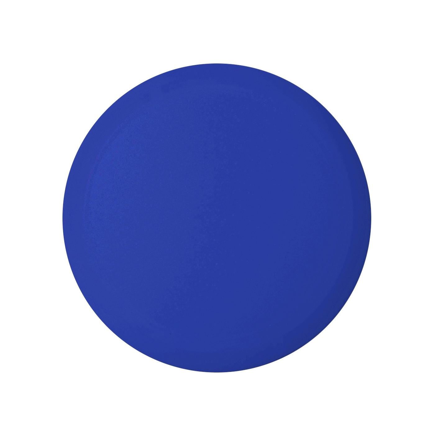 1 Stk Linse für Leuchtmelder blau flach MM216457--